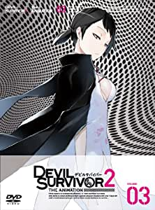 DEVIL SURVIVOR 2 the ANIMATION (3) [DVD]