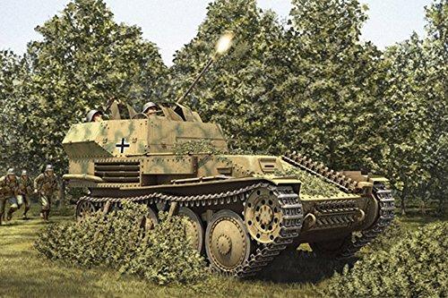 ホビーボス 80140 1/35 ドイツ 2㎝ 38 t 対空戦車