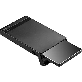 Salcar USB3.0 2.5インチ HDD/SSDケース sata接続 9.5mm/7mm厚両対応 UASP対応 簡単脱着 5Gbps