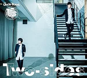 【Amazon.co.jp限定】 Two-sides (豪華盤) (DVD付) (2L判ブロマイド付)