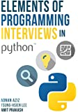 Elements of Programming Interviews in Python: The Insiders…