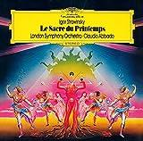 ストラヴィンスキー:バレエ《春の祭典》、バレエ組曲《火の鳥》