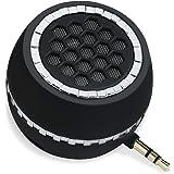 BestFire スピーカー スマホ PCスピーカー ポータブルスピーカー USB充電 挿すだけで使用 スピーカー サブウーファー デスクトップ/ラップトップ/タブレットPC/スマホ用