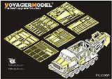 ボイジャーモデル 1/35 現用ロシア軍 高速掘削車 BTM-3 エッチングセット トラペ09502用 プラモデル用パーツ PE35903