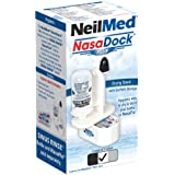 NeilMed Pharmaceuticals - NasaDock Plus Drying Stand with Packet Storage