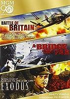 BATTLE OF BRITAIN / BRIDGE TO FAR / EXODUS