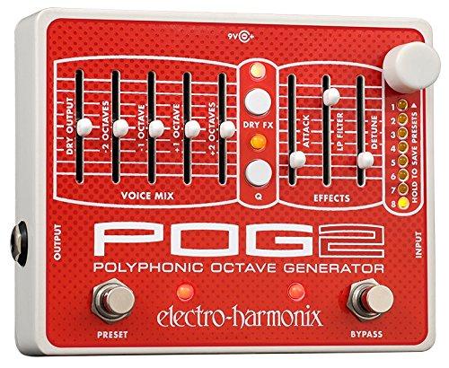 electro-harmonix エフェクター POG 2 EH5995