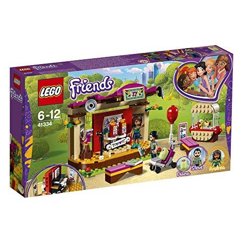 レゴ(LEGO) フレンズ アンドレアのくるくるステージショー 41334