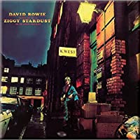 DAVID BOWIE デヴィッド・ボウイ (Space Oddity発売50周年記念) - ZIGGY STARDUST/マグネット/ホビー雑貨 【公式/オフィシャル】