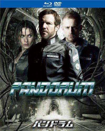 パンドラム ブルーレイ&DVDセット [Blu-ray]の詳細を見る