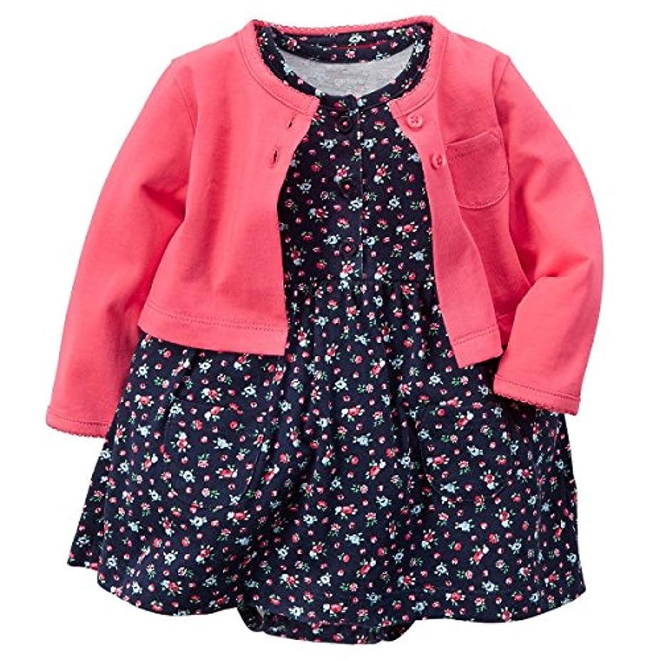 約設定サンダース若さCarter's DRESS ベビー?ガールズ US サイズ: 24 Months カラー: ピンク