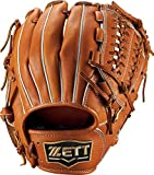 ZETT(ゼット) 野球 軟式 セカンド・ショート グラブ(グローブ) ネオステイタス (右投げ用) BRGB31620 ウッディブラウン