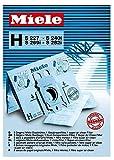 Miele(ミーレ) クリーナー 紙バッグセットH ・S280対応 2046318S