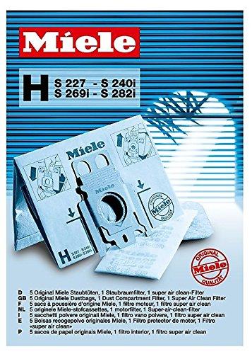 Miele(ミーレ) クリーナー 紙バッグセットH ・S28...