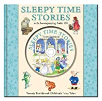SleepyTime Stories CD Book: 272page CD Book (272 Square Gilted Egde CD Book)