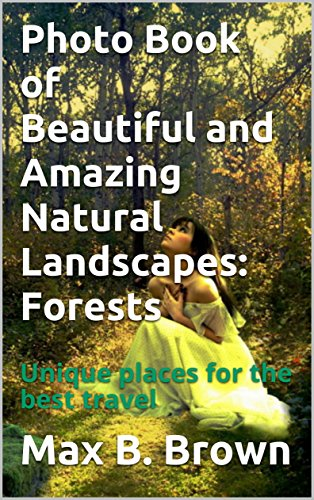 Photo Book of Beautiful and Amazing Natural Landscapes: Forests : Unique places for the best travel (English Edition)