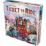 Days of Wonder DO7213 Ticket to Ride Asia: Map Collection- Volume 1