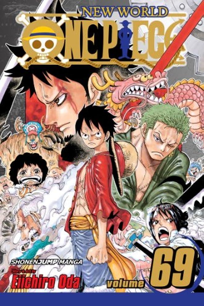 フェードアウト再生可能本能One Piece, Vol. 69: S.A.D. (One Piece Graphic Novel) (English Edition)