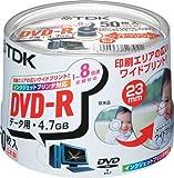 DVD-R47PWDX50PKの画像