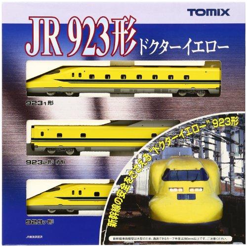 【トミックス】(92429)923系 新幹線総合試験車(ドクターイエロー)基本セットTOMIX鉄道模型Nゲージ111224