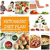 Ketogenic Diet Plan : 28-Day Ketogenic Diet Plan: For losing weight, this works like crazy (00 Book 1) (English Edition)