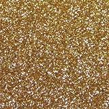 (グレードモリヤ)Grade moriyaアイロン用グリッター・ラメシートA4サイズ (ホロゴールド)