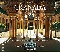 Granada 1013-1502 by Hesperion XXI (2016-06-14)