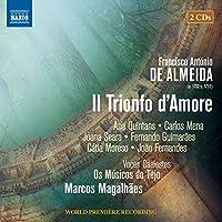 Almeida: Il Trionfo d'Amore by Joana Seara