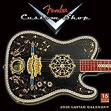 Fender Custom Shop 2018 Wall Calendar [並行輸入品]