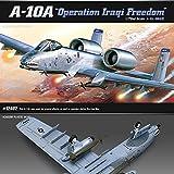 アカデミー 1/72 A-10A イラク戦争 AM12402 プラモデル