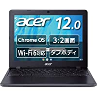Google Chromebook Acer ノートパソコン C871T-A14P 12.0インチ 日本語キーボード C…