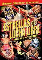 Estrellas De Lucha Libre: Noches De Tijuana [DVD]