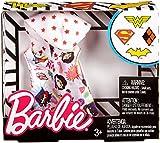バービー DC コミックス ホワイト パーカー ファッション