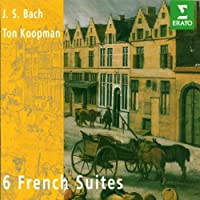 Bach: French Suites 1