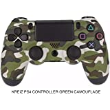 Kreiz PS4 Wireless Controller for PS4 V2 for for Playstation 4 , PS4 Remote Control with Charging Cable Wireless Bluetooth wi