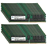 Adamanta 768 GB ( 24 x 32gb )メモリアップグレードfor Lenovo System x3650 m5 ddr4 2400 MHz pc4 – 19200 ECC Registeredチップ2rx4 cl17 1.2 V