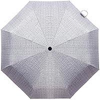 日傘 折りたたみ傘 ワンタッチ 自動開閉 レディース傘 UVカット 傘 男女兼用 高強度 雨傘 耐強風 晴雨兼用傘 軽量 高密度NC布 8本骨 耐風撥水 加工済み 完全遮光 紫外線遮蔽率99%