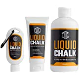 Liquid Chalk | Sports Chalk | Superior Grip and Sweat-Free Hands for Weightlifting, Gym, Rock Climbing, Bouldering, Gymnastic
