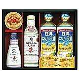 キッコーマン&日清オイリオ 調味料セット No30 TWO-30 E35204