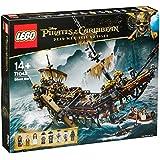 日亚: 乐高(LEGO) 71042 沉默玛丽号 加勒比海盗第四艘船 ¥1330