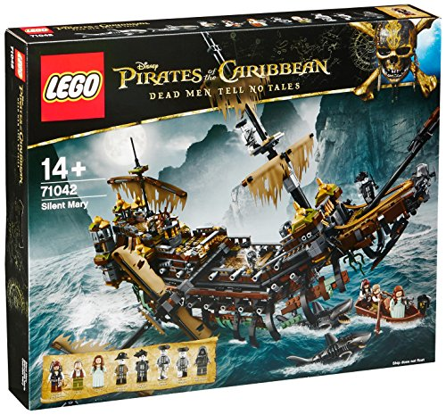 LEGO Pirates of the Caribbean silent / Mary No. 71042