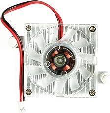 Manyao 2ピン40mm PC GPU VGAビデオカードヒートシンク冷却ファンの交換12V 0.10A