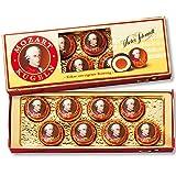 オーストリア 土産 モーツァルト ミニクーゲルチョコレート 1箱 (海外旅行 オーストリア お土産)