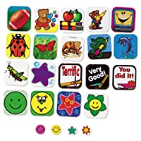 Sticker Book, For All Reasons, 1,008/Pack (並行輸入品)