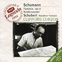 Schubert: Wanderer-Fantasie; Schumann / Clifford Curzon by Schumann (2003-09-18)
