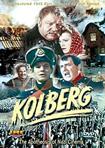 Kolberg: The Restored 1945 Epic Directed by Veit Harlan (DVD) by Heinrich George