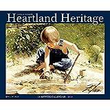 Heartland Heritage 2015 Wall Calendar [並行輸入品]