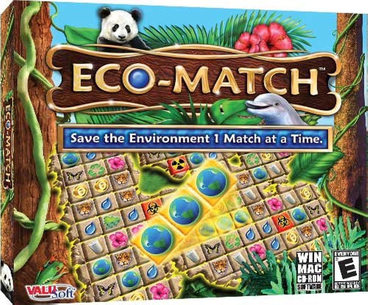 ディプロマ護衛測定Eco Match (輸入版)