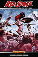 Red Sonja 10: Machineries of Empire