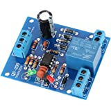 KK moon 9V-12V AC/DC センサモジュール 水コントロールモジュール 水位検知センサー 排水ポンプ水コン…